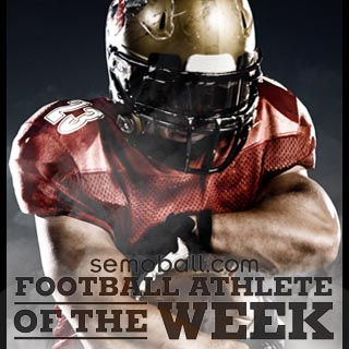 Vote for semoball's football player of the week.